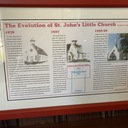 """The Evolution of St. John's Little Church"" by James P. Lucler"
